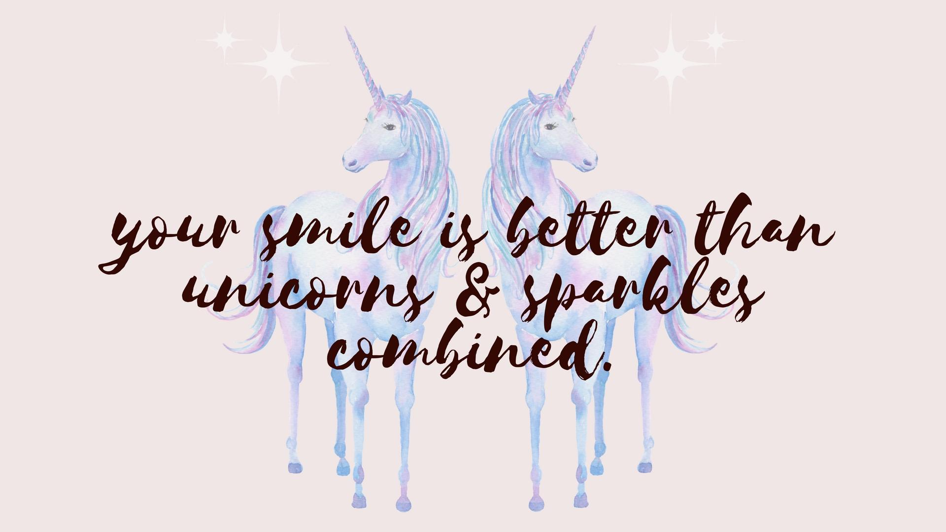 Cute Unicorn Wallpapers 1280x800