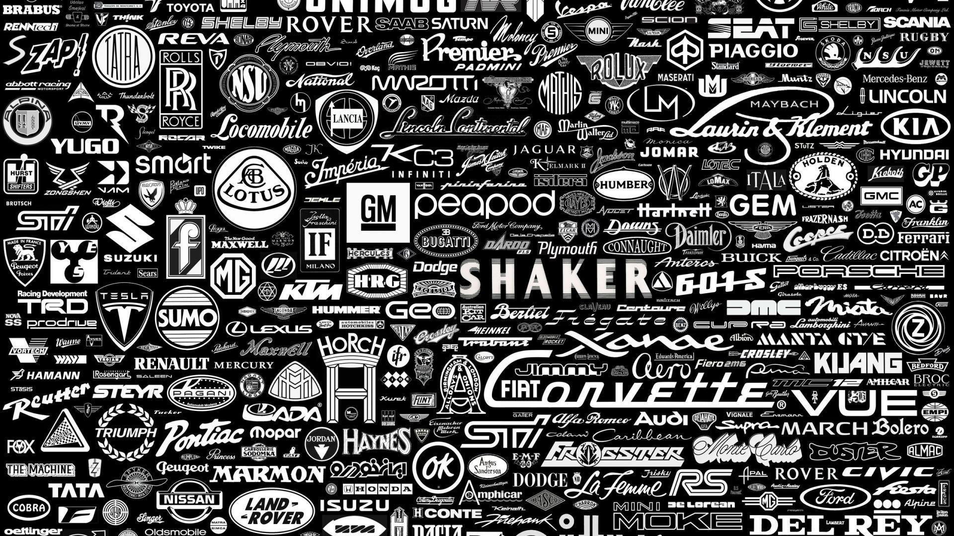 Cars Logo Wallpapers Wallpaper Cave