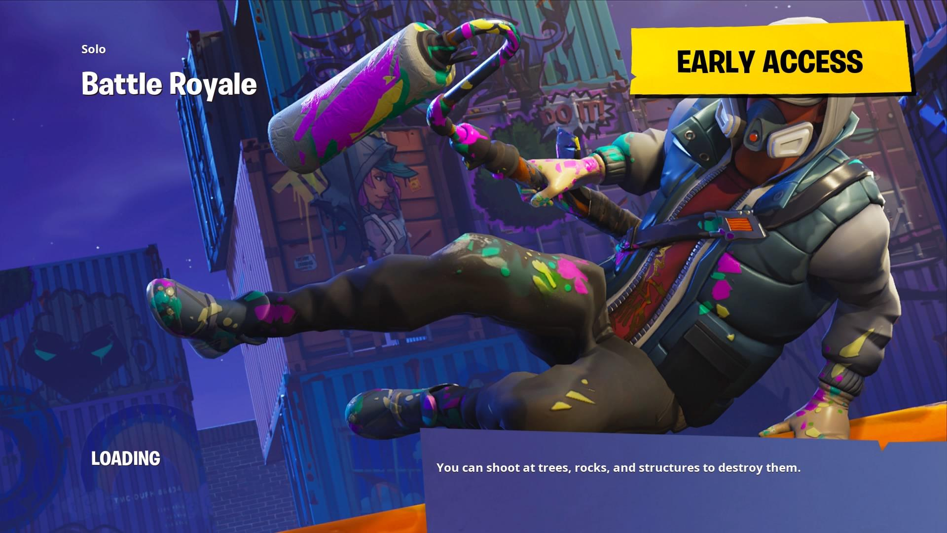 Fortnite Loading Screen Background Wallpaper 64850 1920x1080px