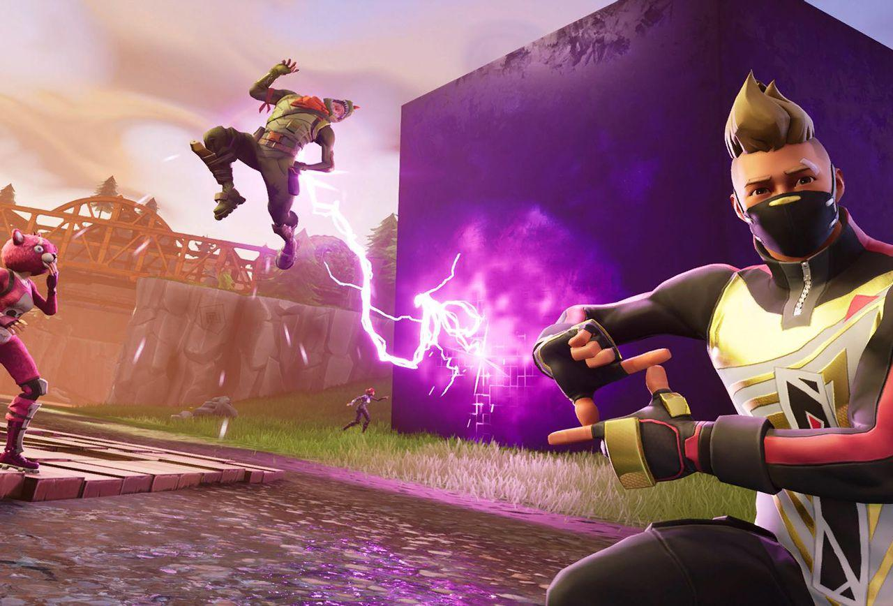 Here's Where To Find Fortnite's Season 5, Week 9 Hidden Loading ...