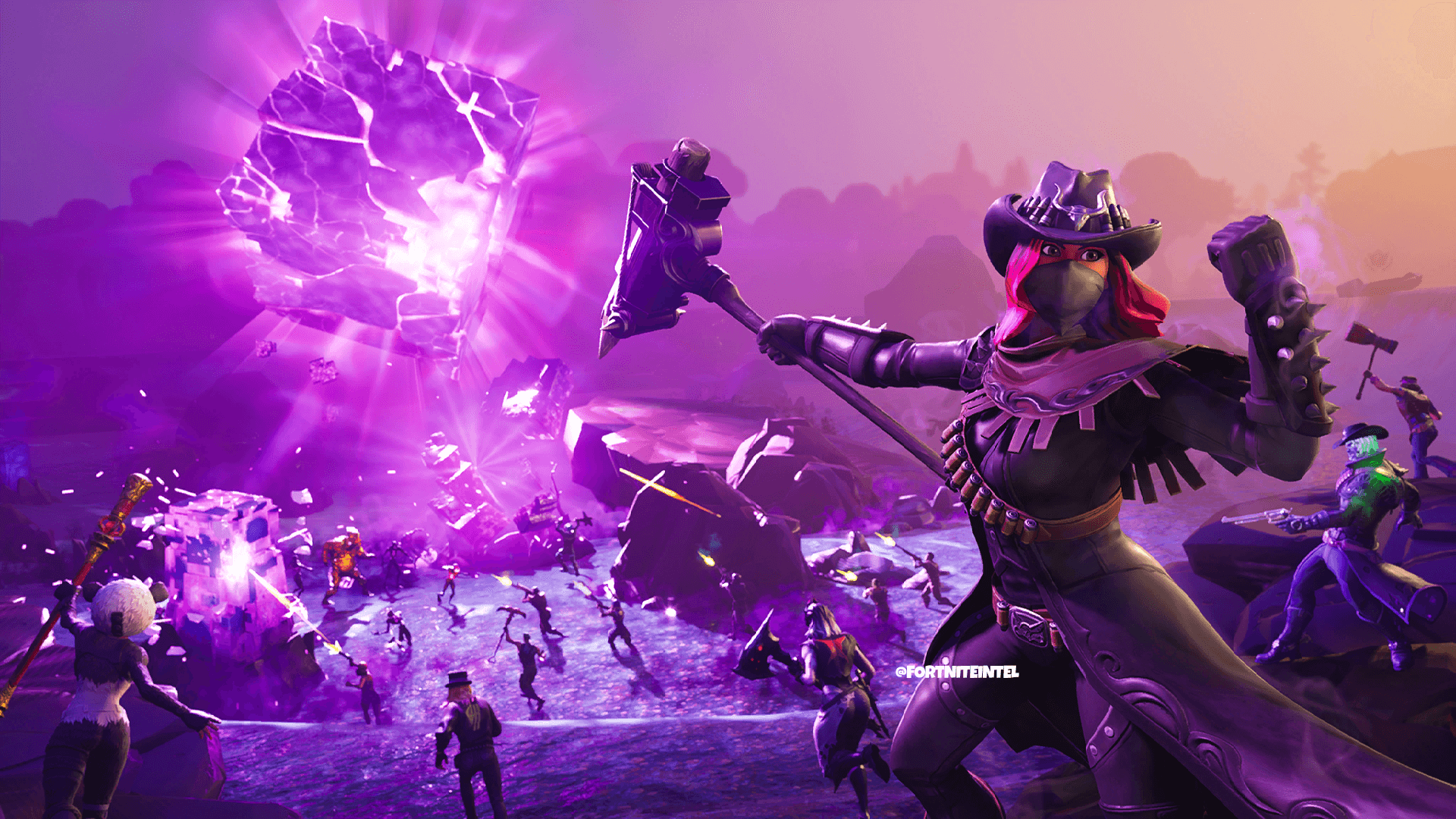 Fortnite Season 6 Week 7 loading screen leaked | Fortnite INTEL