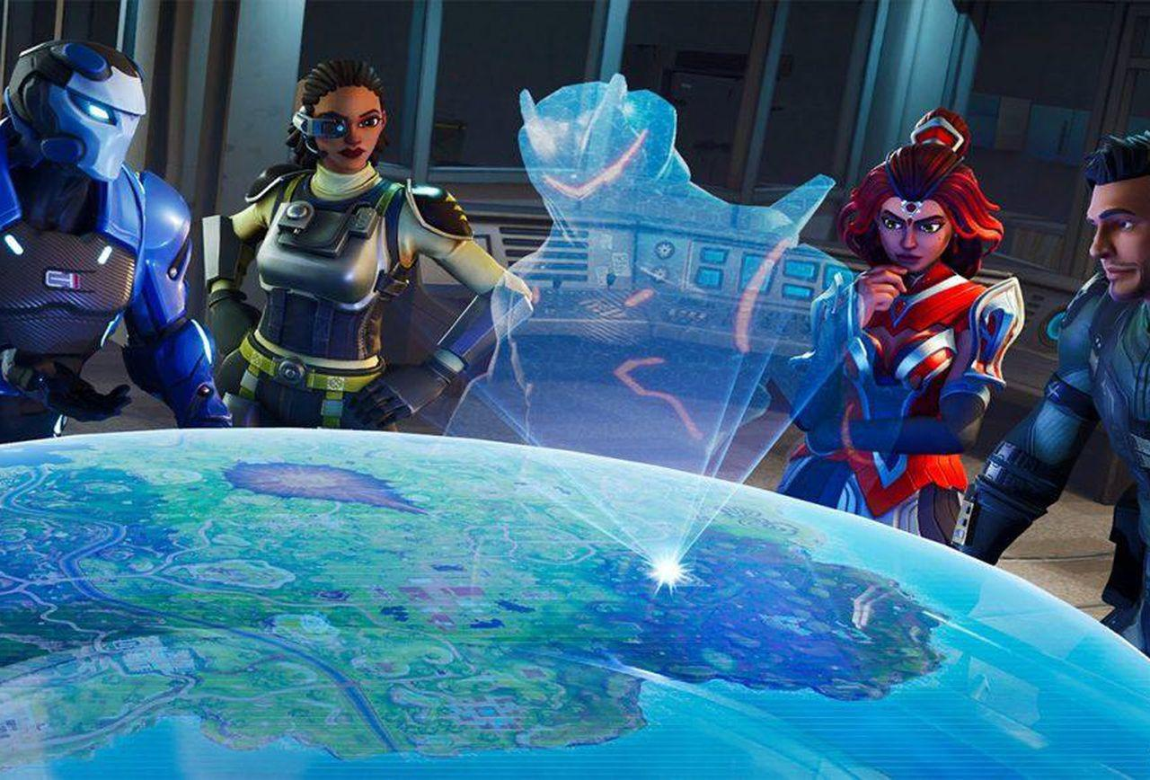 Fortnite: Battle Royale' Season 4 -- How To Unlock Week 3's Secret ...