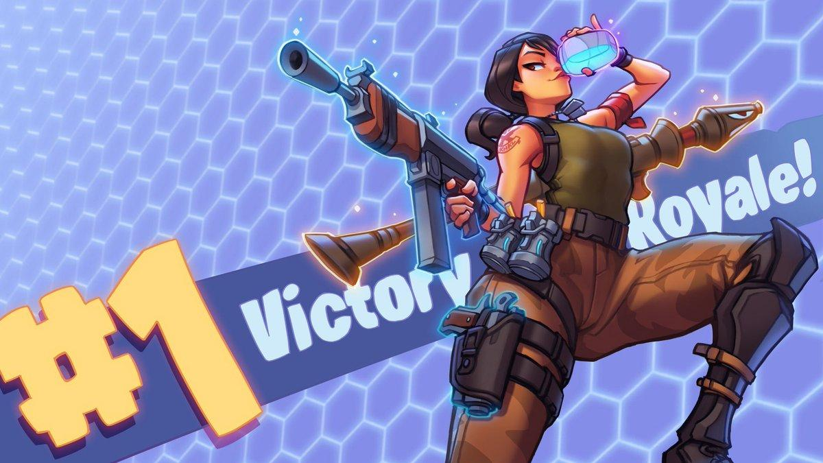 Fortnite on Twitter: Incredible Fortnite fan art!! Now this is a ...
