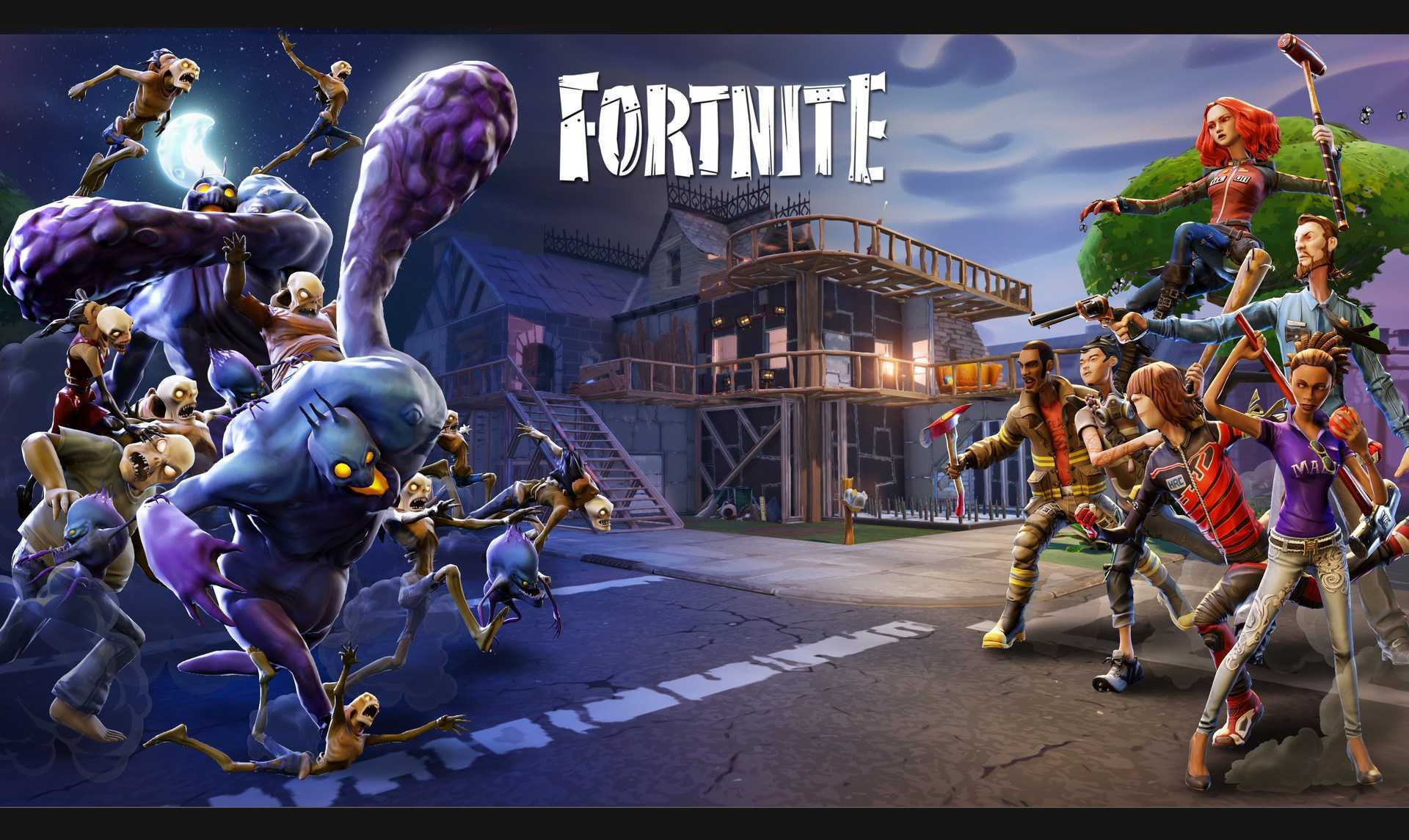 Fortnite Battle Royale Season 4 Loading Screen Beautiful fortnite ...