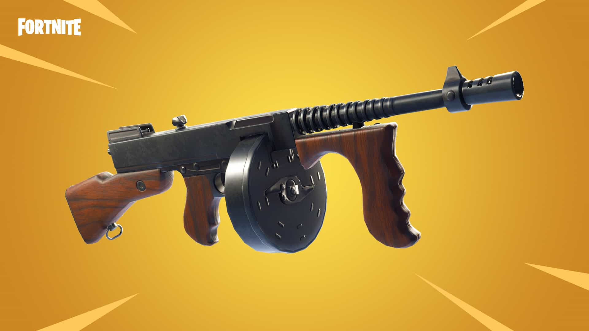 Fortnite takes us back to the 1920s with drum gun and new outfits