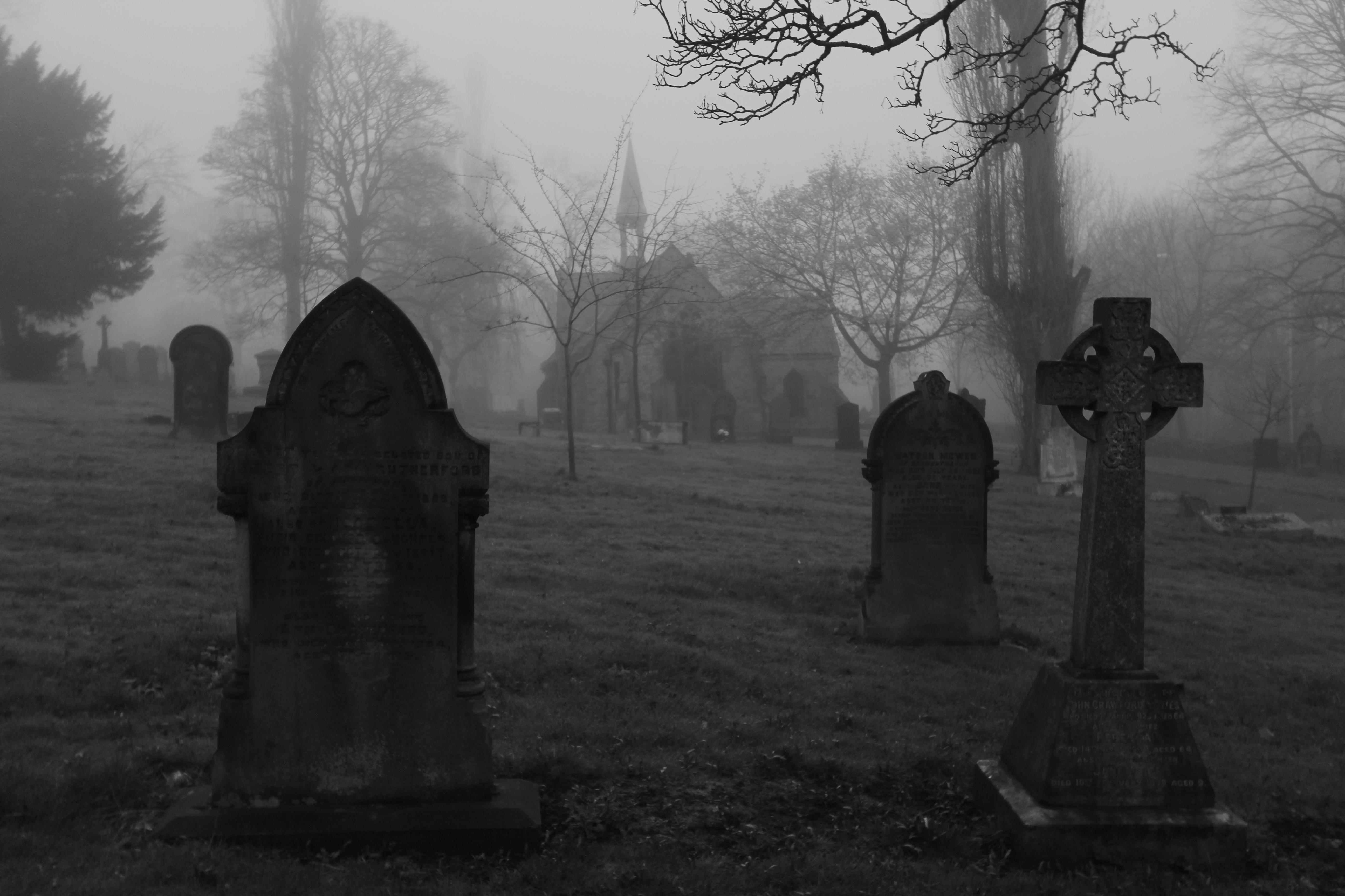 Cemetery Wallpapers - Wallpaper Cave