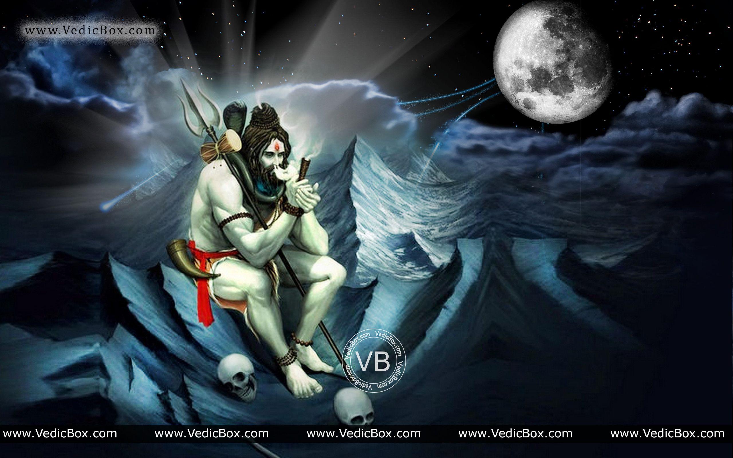Lord Shiva Smoking Wallpapers Wallpaper Cave