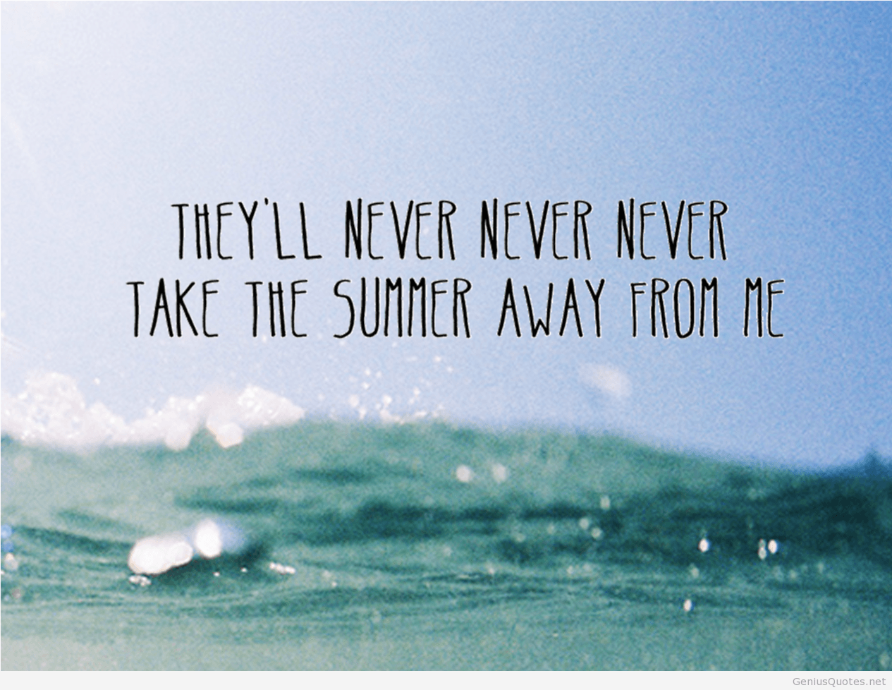 Summer Quotes Wallpapers Wallpaper Cave