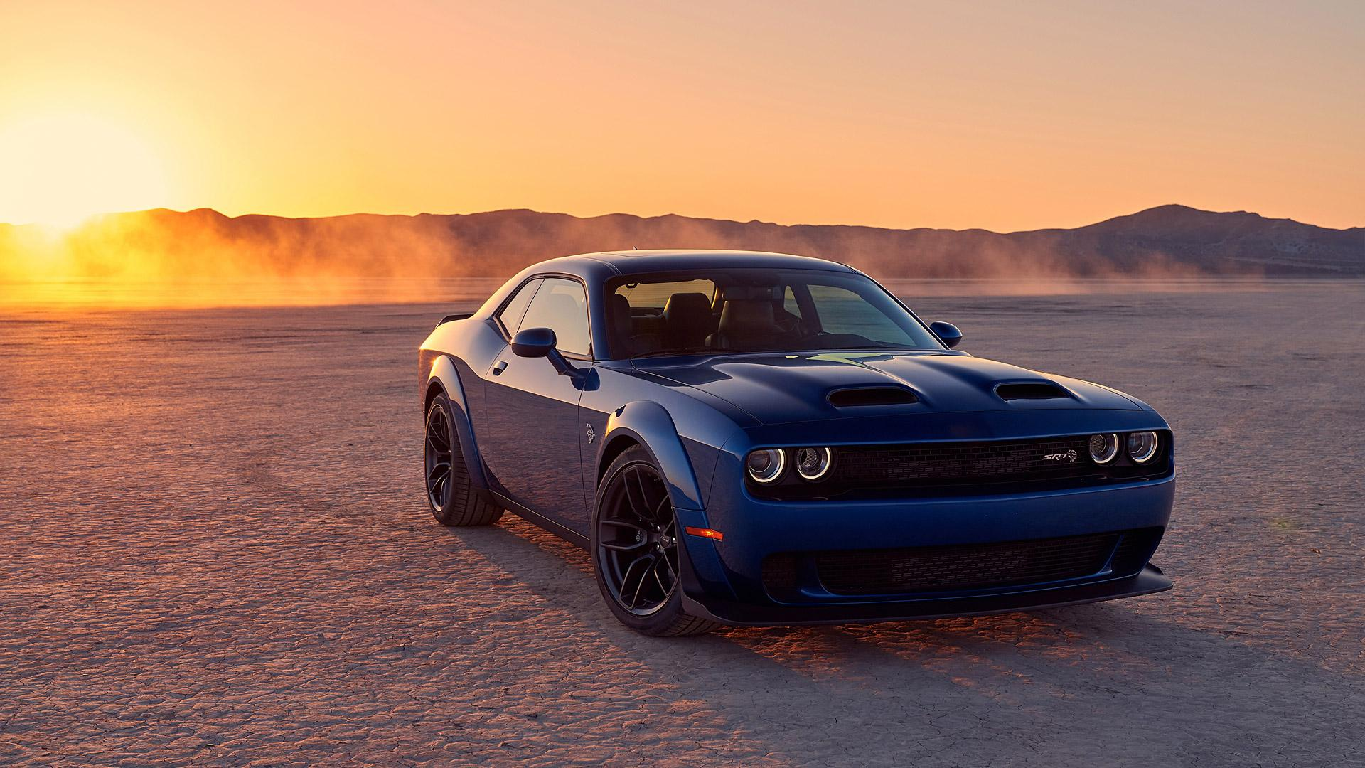 2019 Dodge Challenger SRT Hellcat Wallpapers - Wallpaper Cave