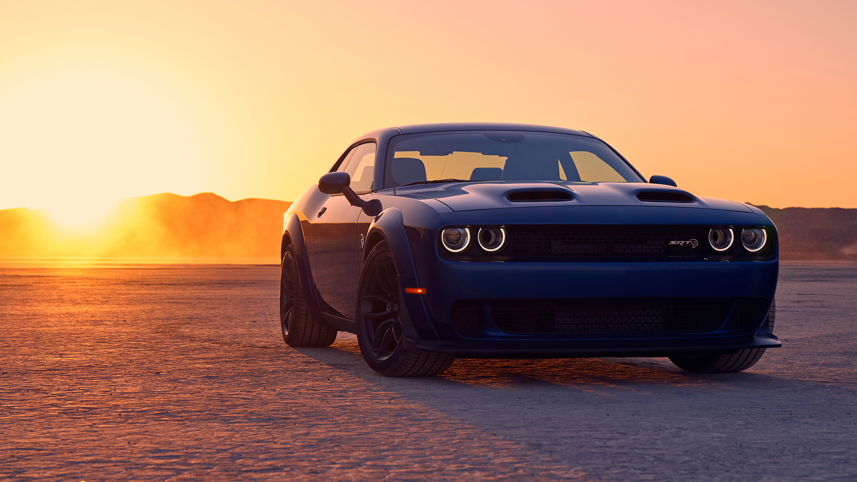 2019 Dodge Challenger SRT Hellcat Widebody Wallpapers