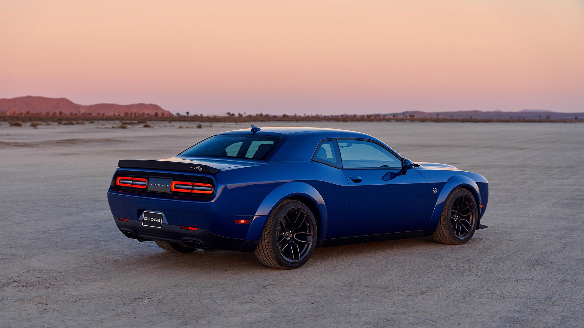 2019 Dodge Challenger SRT Hellcat Wallpapers & HD Image