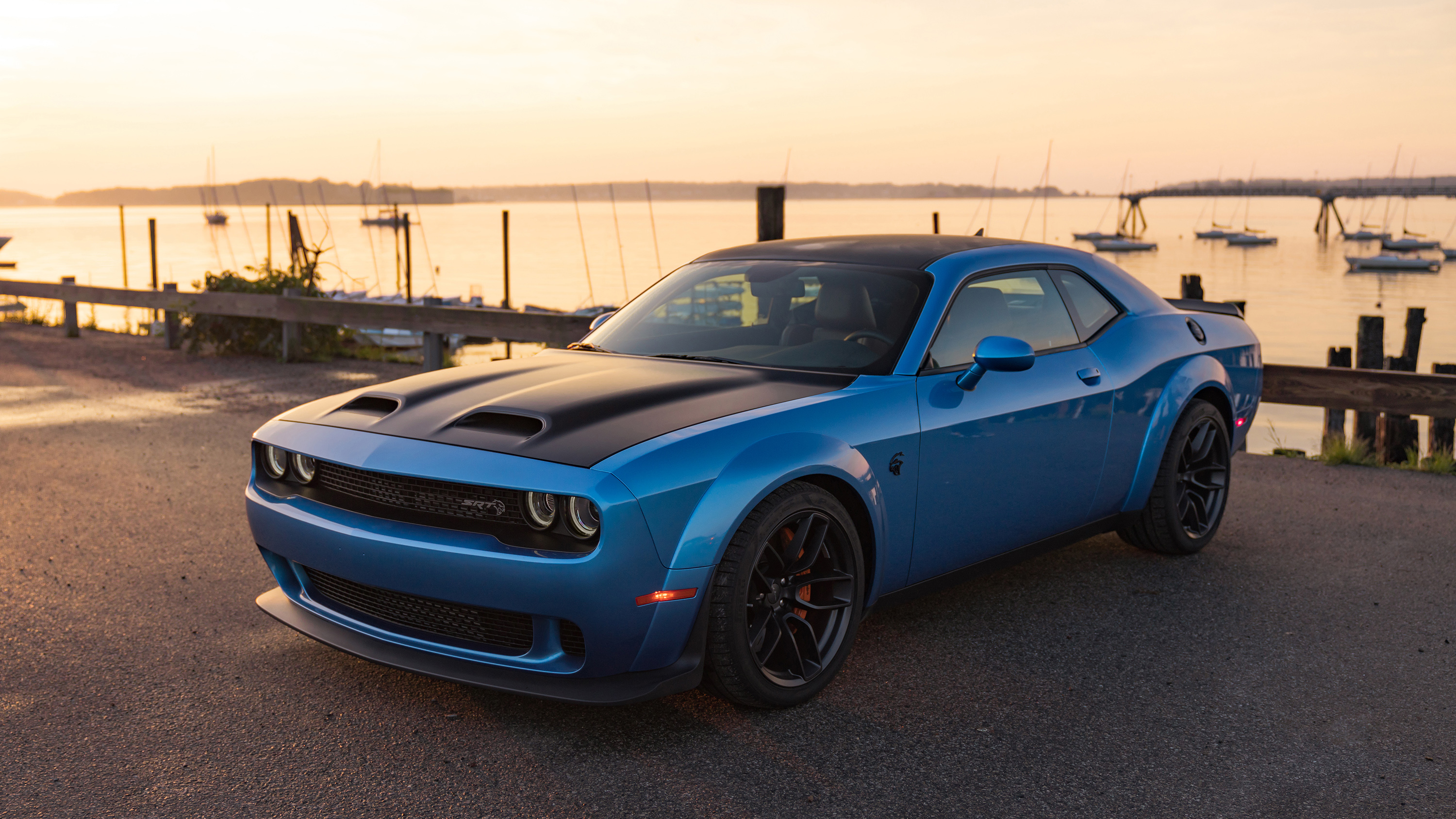 2019 Dodge Challenger Srt Hellcat Wallpapers Wallpaper Cave