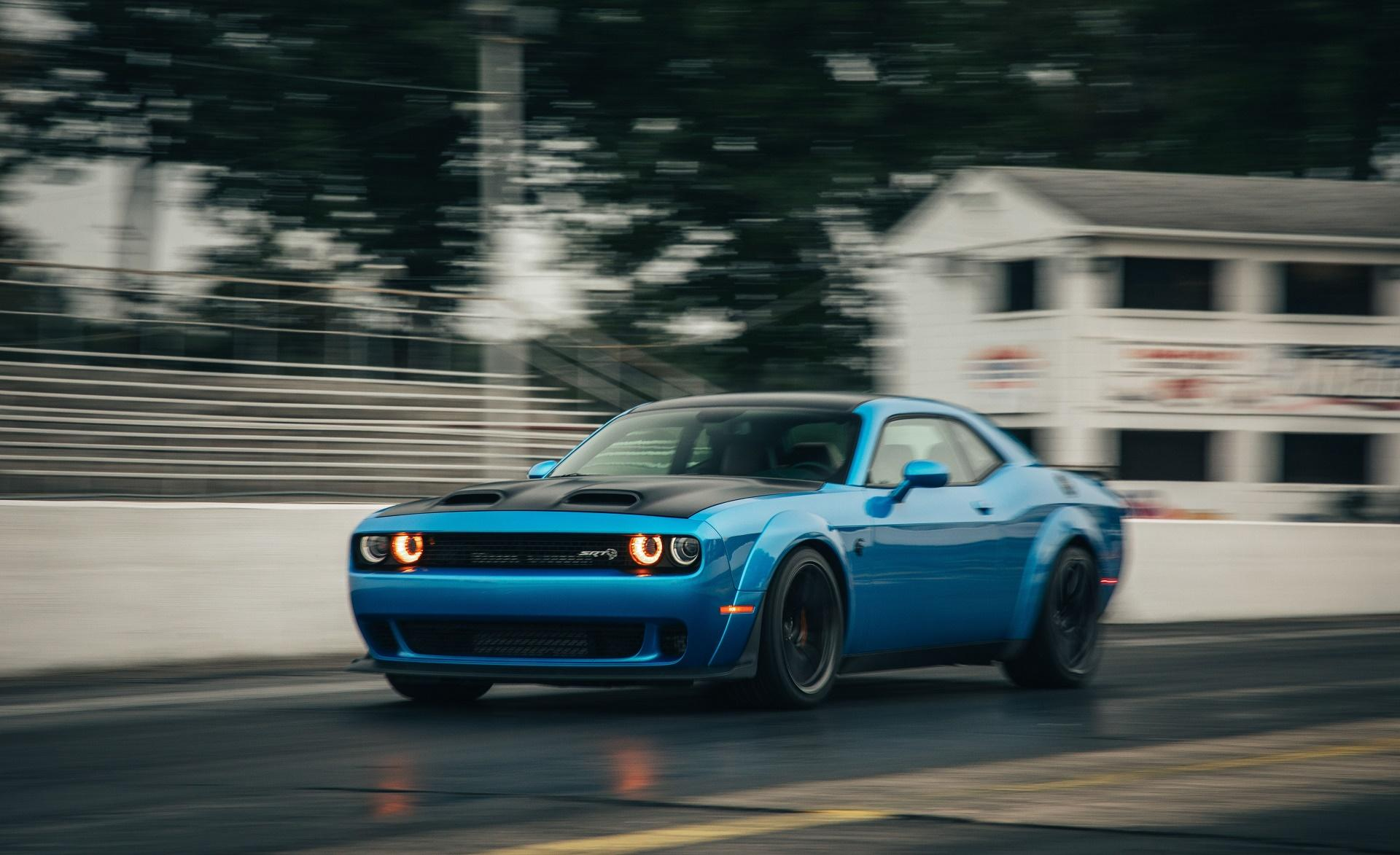 2019 Dodge Challenger SRT Hellcat Redeye Wallpapers