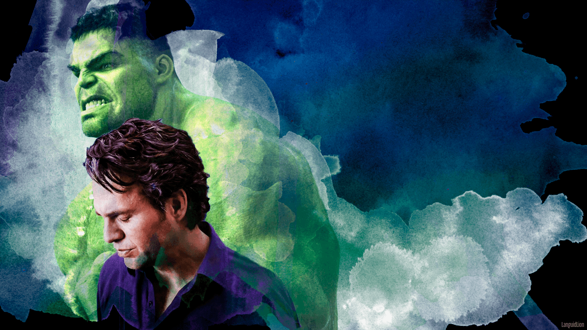 Bruce Banner/ Hulk Wallpapers