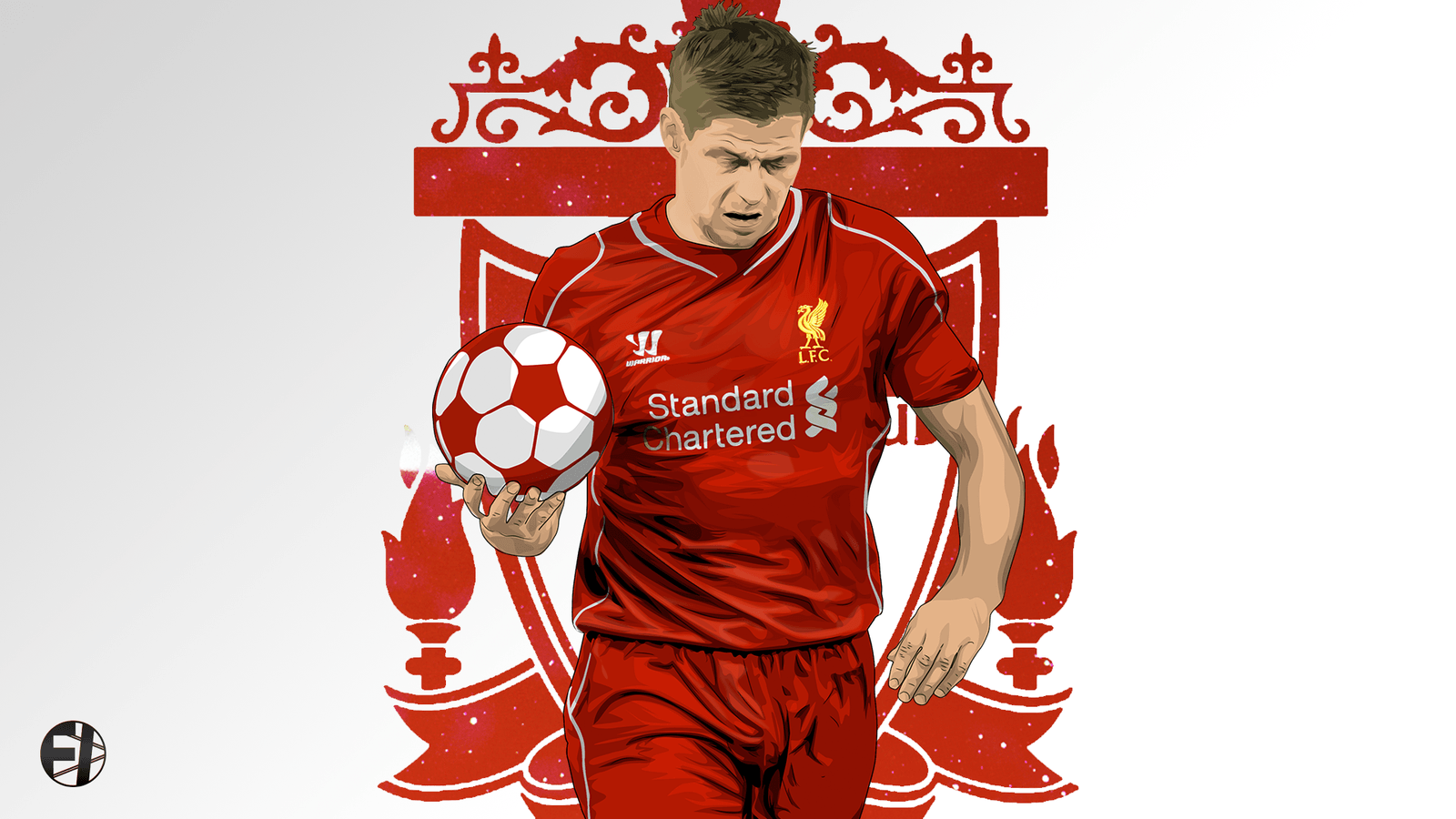 Gerrard Wallpapers Wallpaper Cave