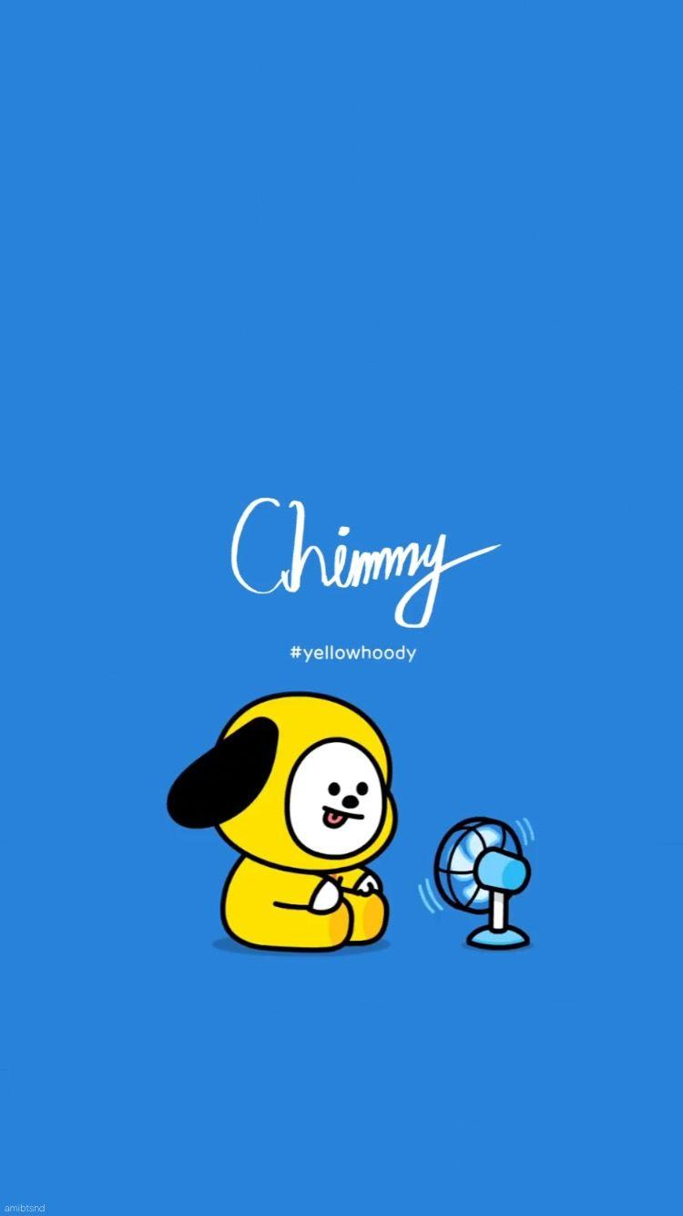 BT21 Chimmy Wallpapers - Wallpaper Cave