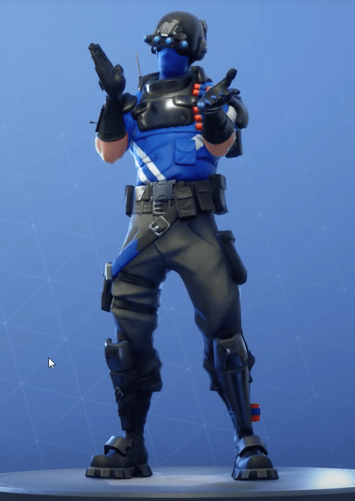 Carbon Commando Fortnite wallpapers