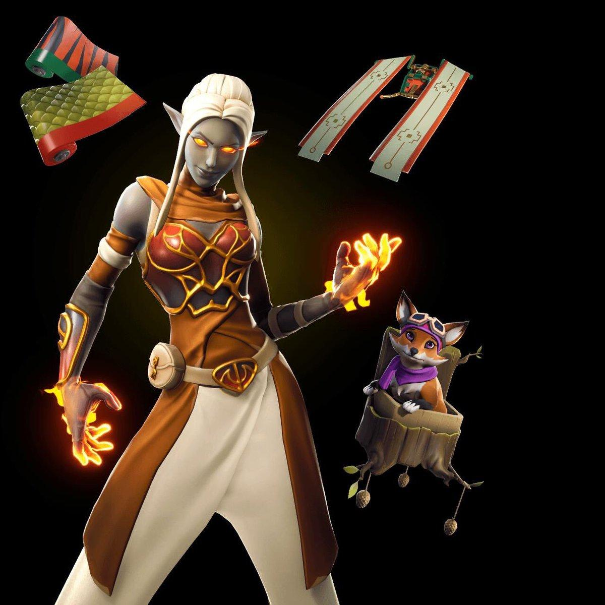Fortnite Ember Skin Wallpaper | Fortnite Generator No Human
