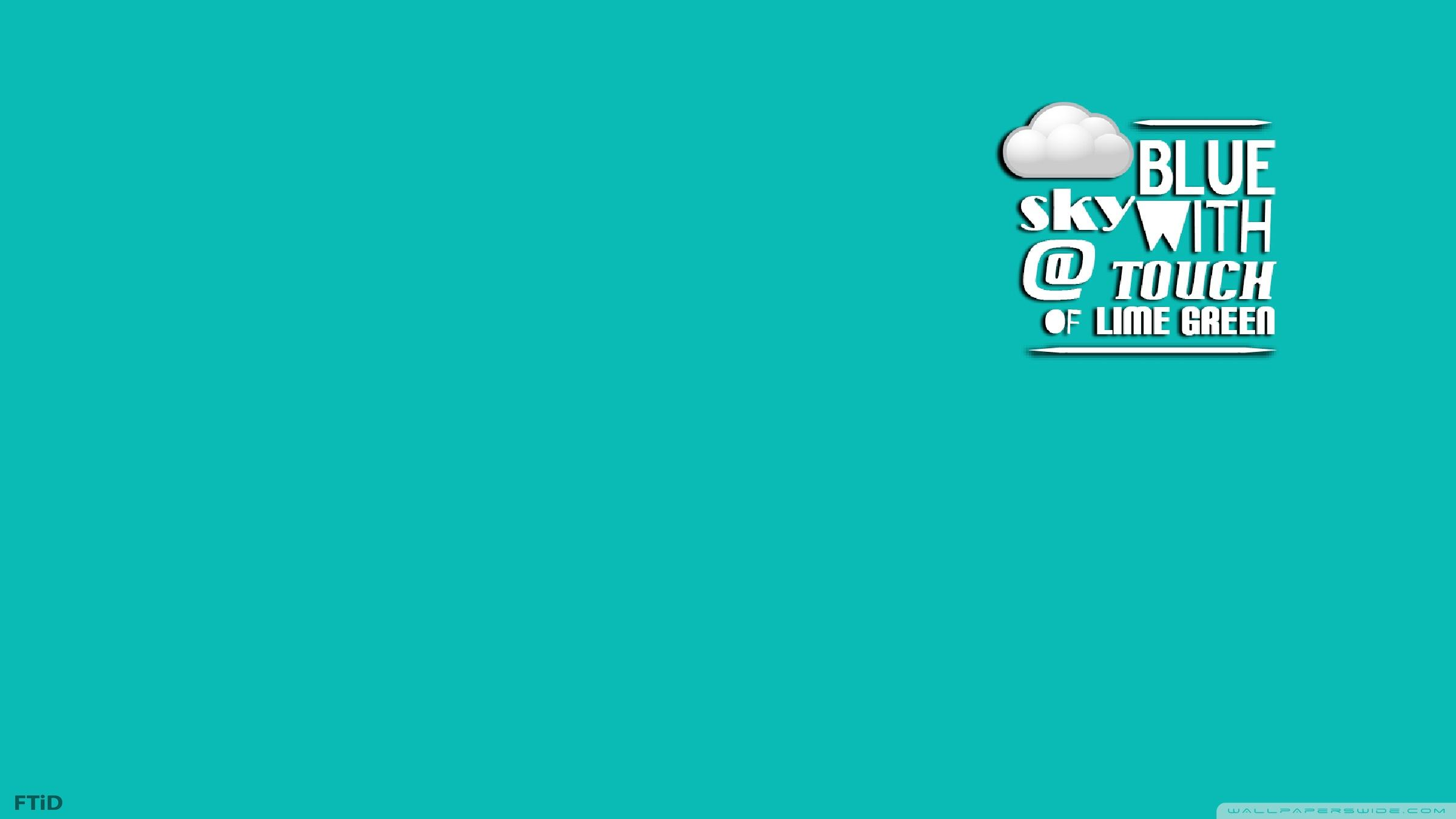 Tiffany Blue ❤ 4K HD Desktop Wallpaper for 4K Ultra HD TV • Wide ...