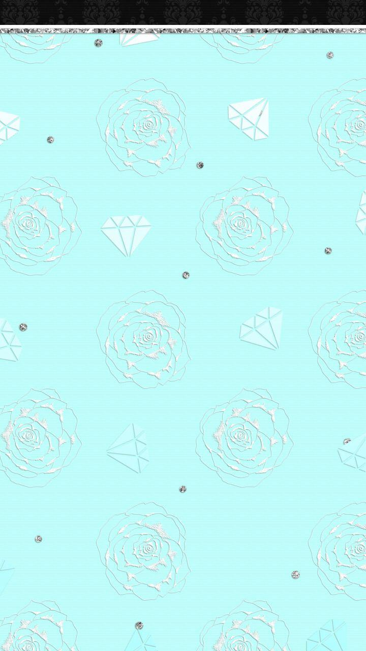 WALLPAPERS — Tiffany blue wallpapers | Move to the BACK(ground) of ...