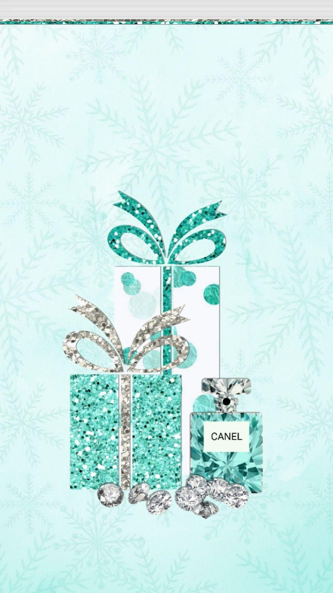 ❄WALLPAPERS❄ — Tiffany Christmas. | TÉL - WINTER | Pinterest ...