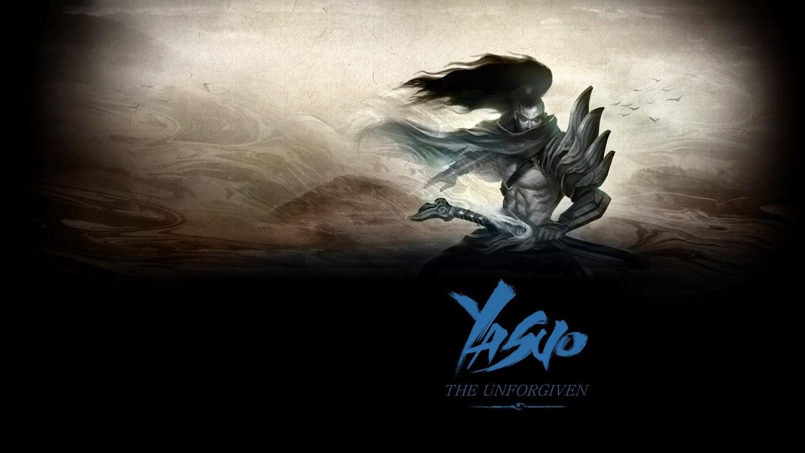 LoL Yasuo: The Unforgiven [x