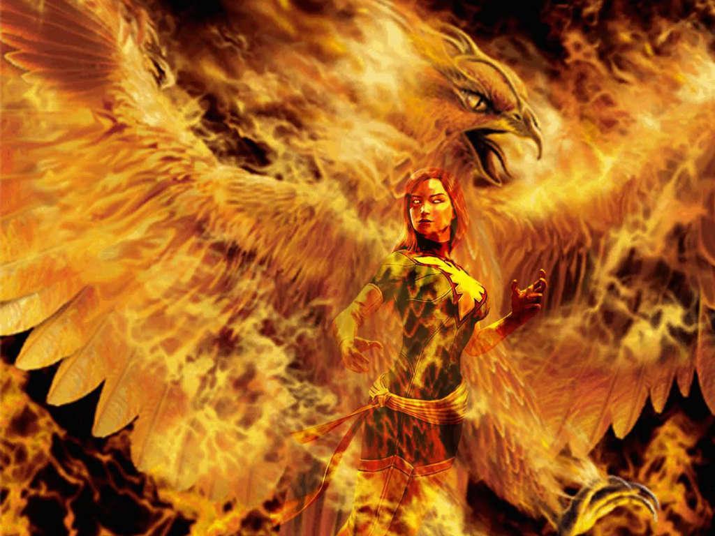 Dark Phoenix Wallpapers Wallpaper Cave