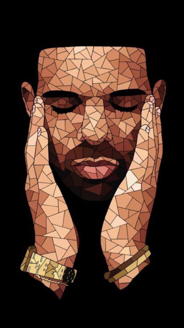 Cartoon Tumblr Drake Wallpapers Wallpaper Cave