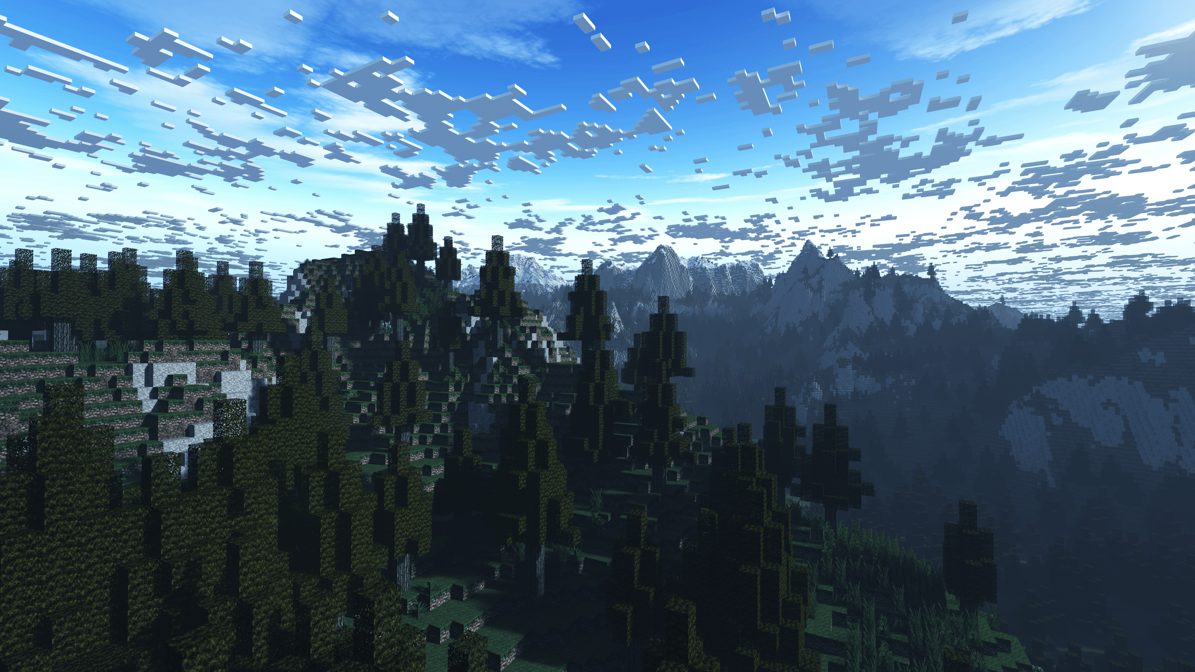 Realistic Minecraft Wallpapers