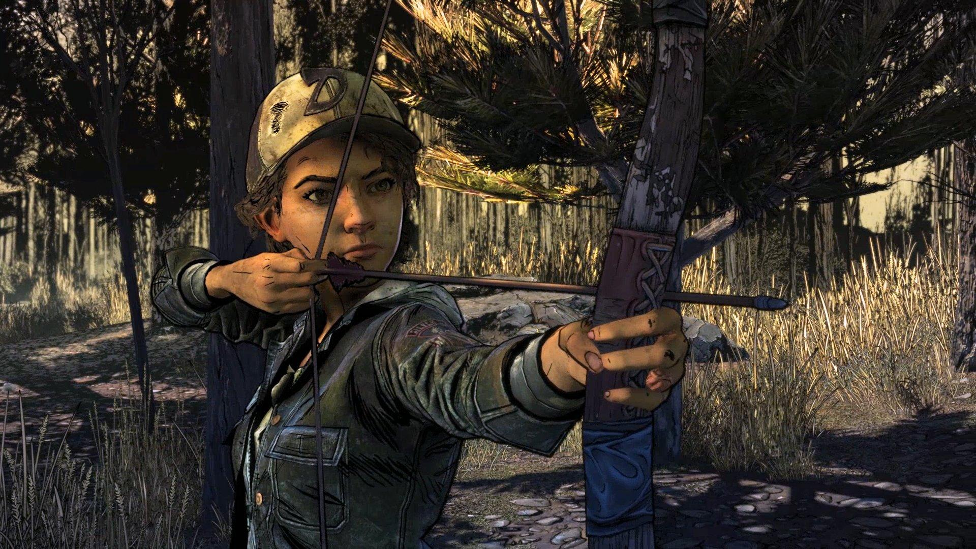The Walking Dead The Final Season Telltale Wallpapers