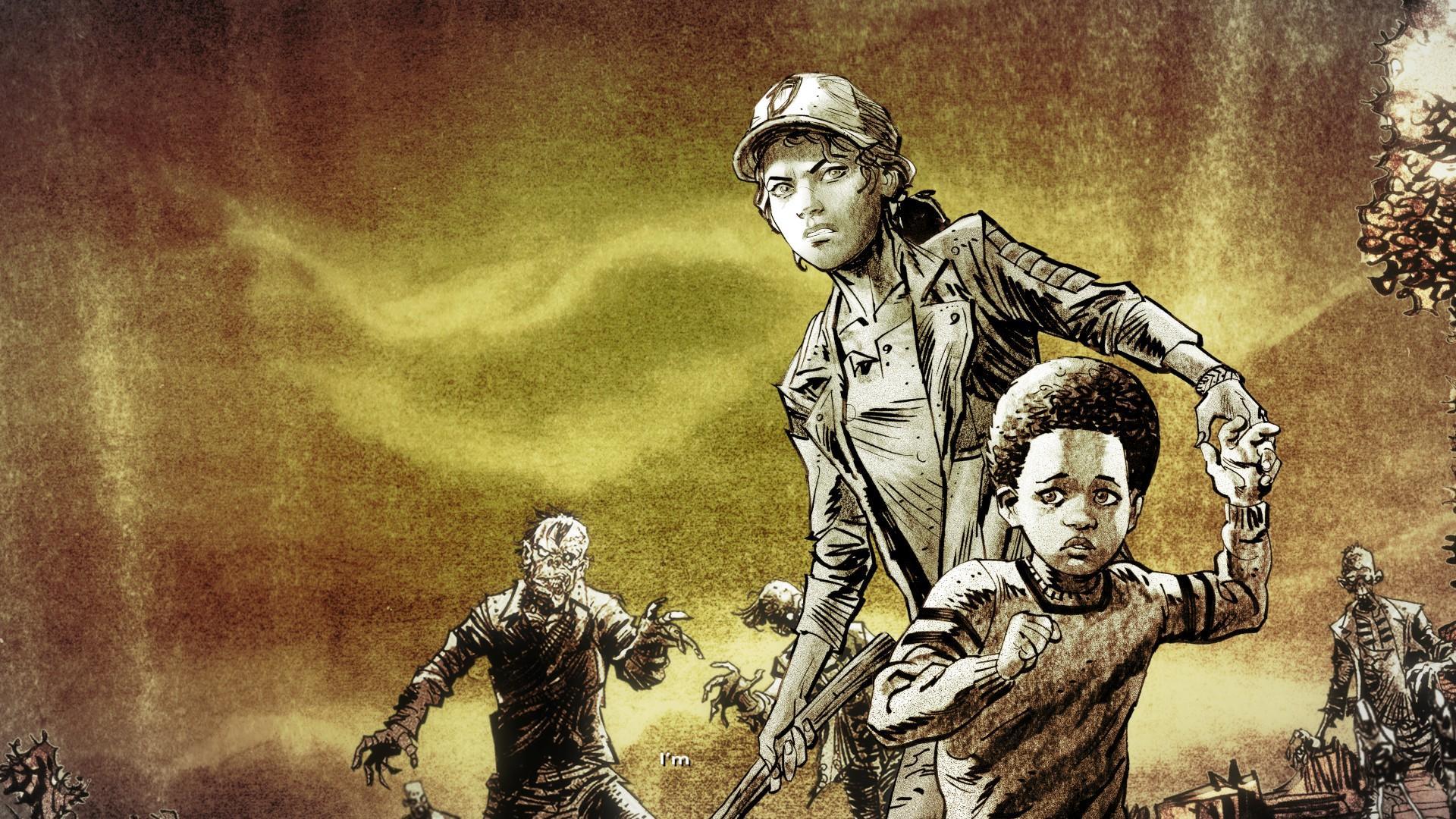 The Walking Dead: The Final Season Telltale Wallpapers ...