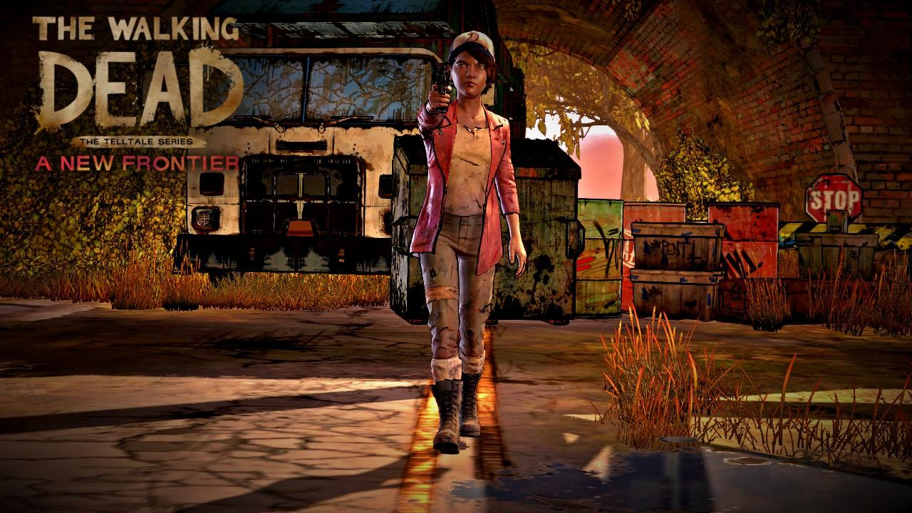 The Walking Dead Game Wallpaper (30+ images) on Genchi.info