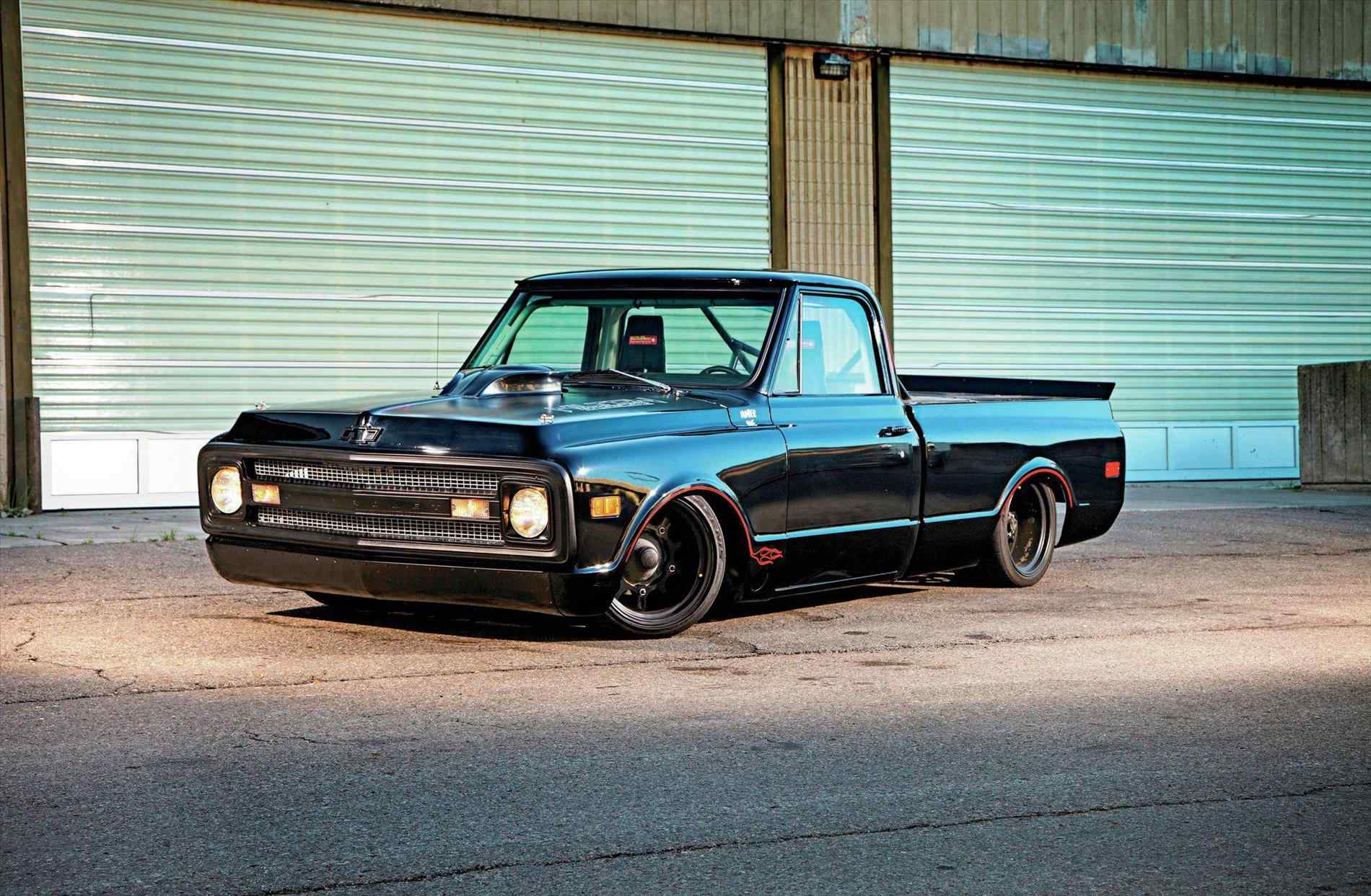 1970 Chevy Pickup >> 1970 Chevy Truck Wallpapers Wallpaper Cave