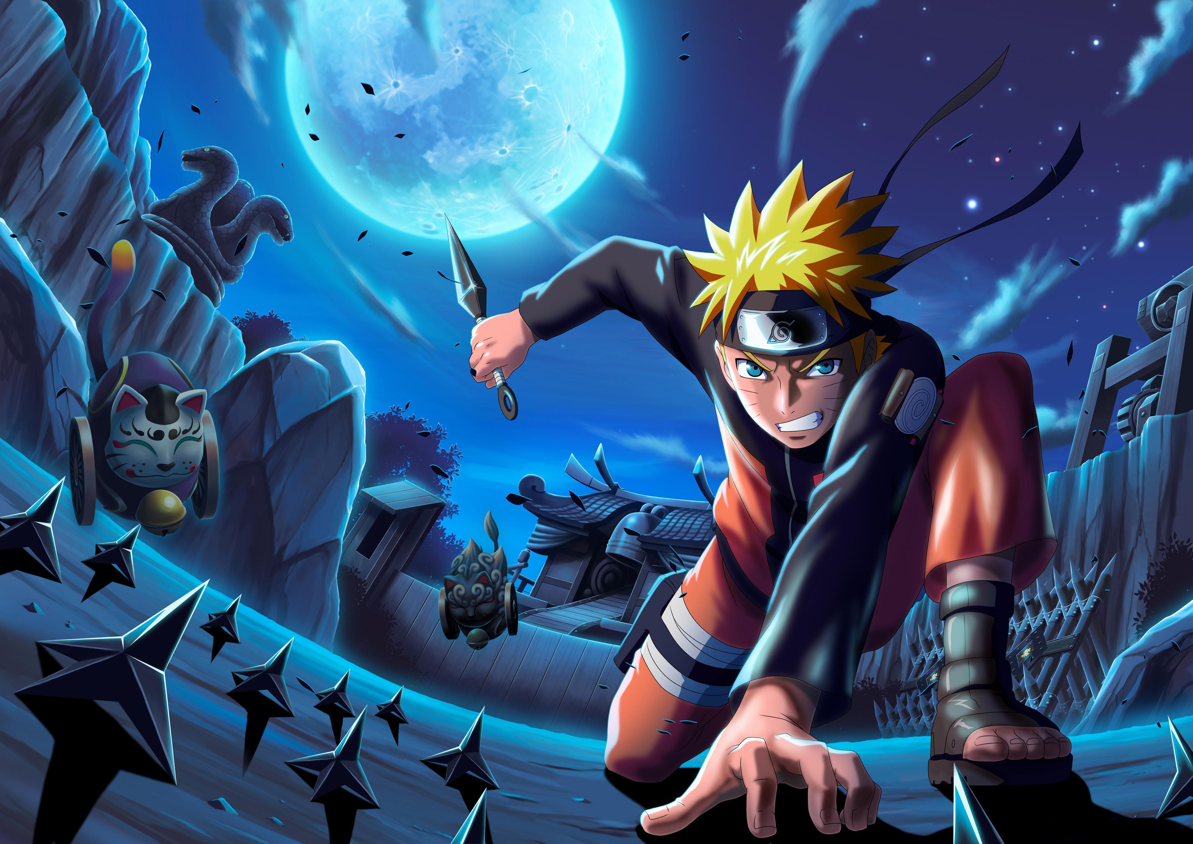 Naruto 4K Wallpapers - Wallpaper Cave