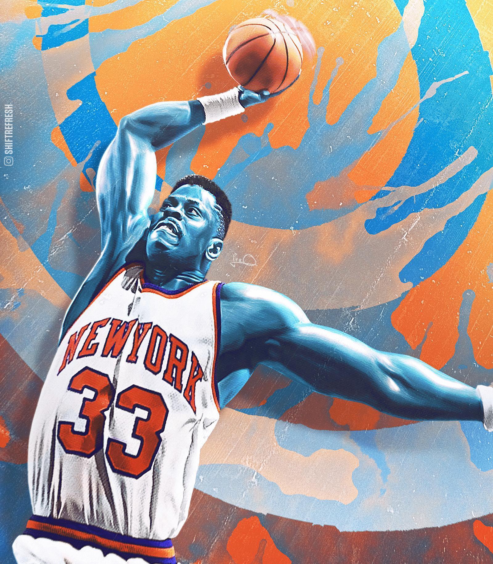 Patrick Ewing Wallpaper Graphics, Wallpaper, & Images for ... |Patrick Ewing Wallpaper