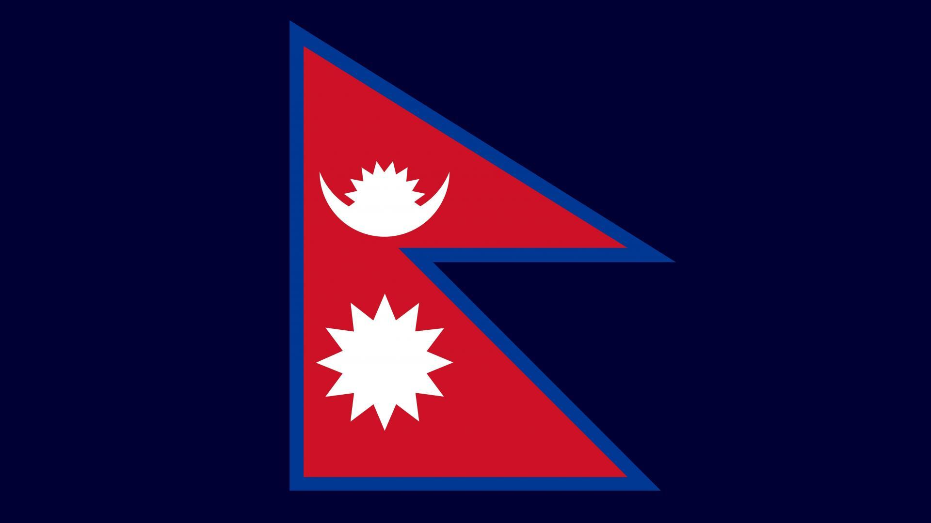 3D Nepal Flag Live Wallpapers