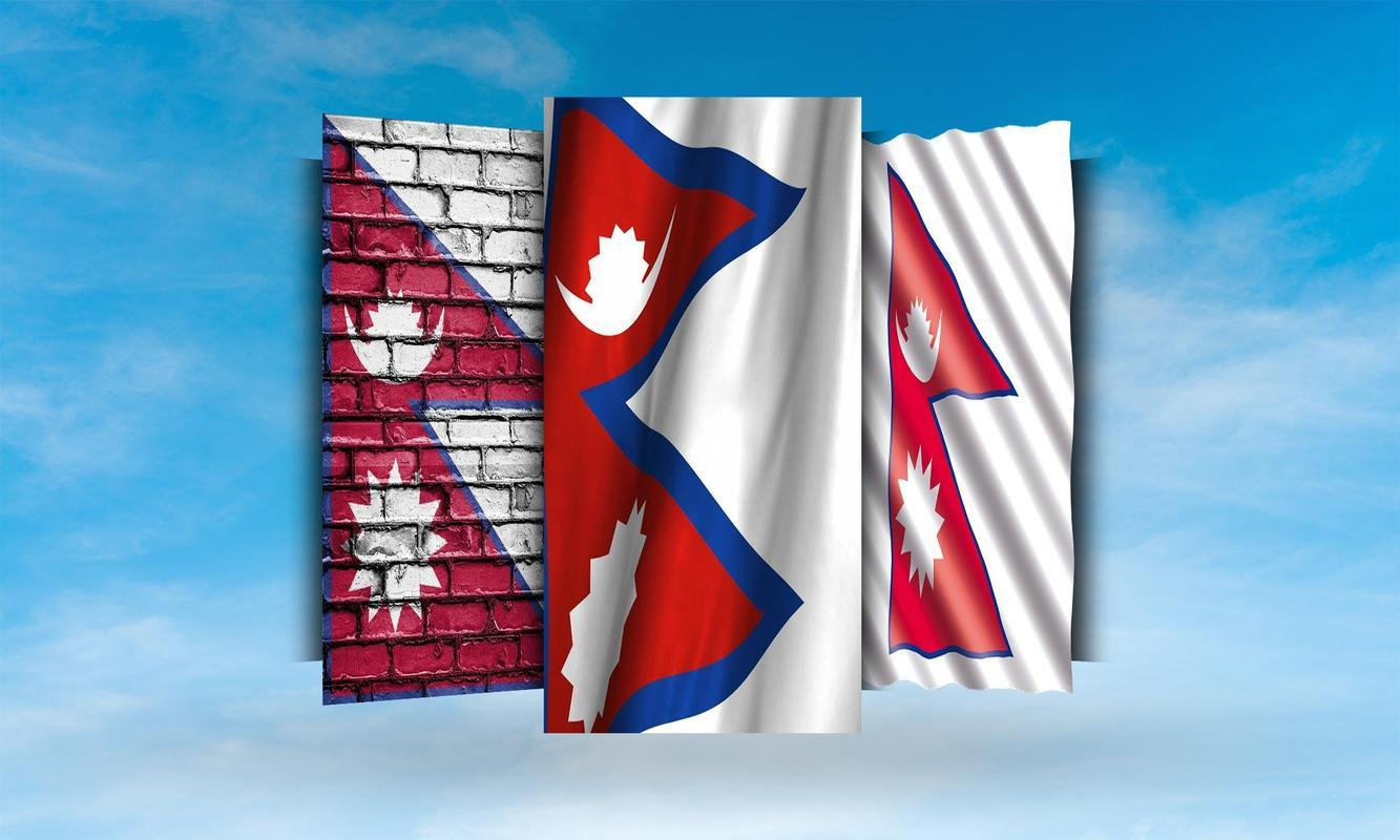 Nepal Flag Wallpapers for Android