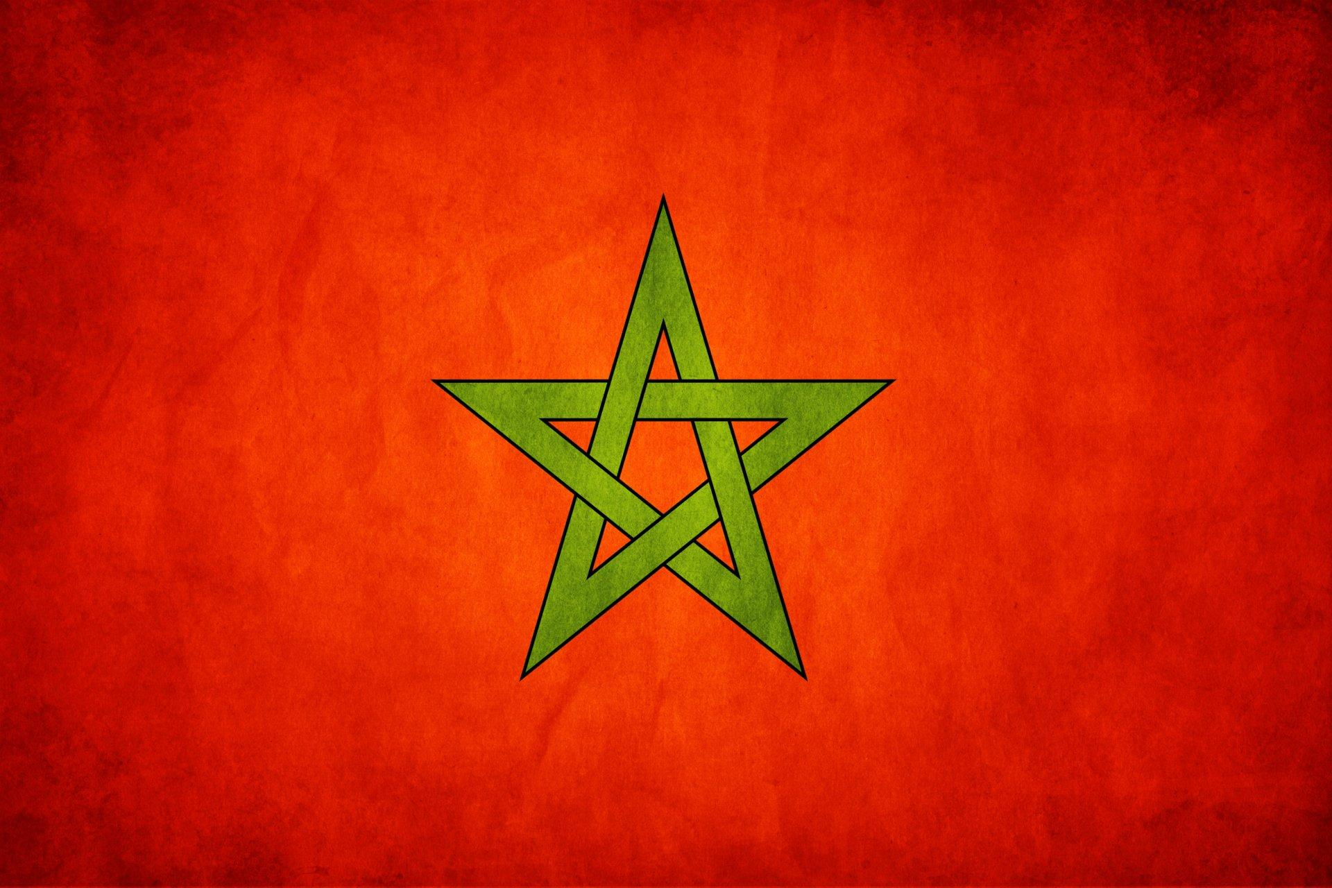 1 Flag Of Morocco HD Wallpapers