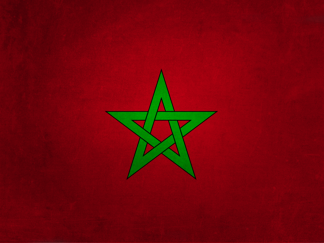 Morocco Flag HD Wallpaper, Backgrounds Image