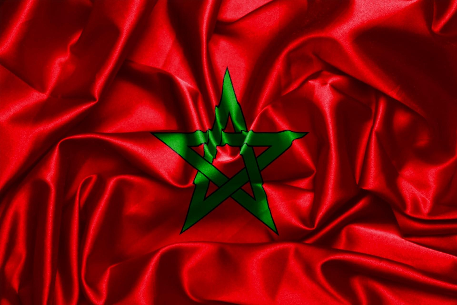 Morocco Flag hd Image & Wallpapers 2016 free download
