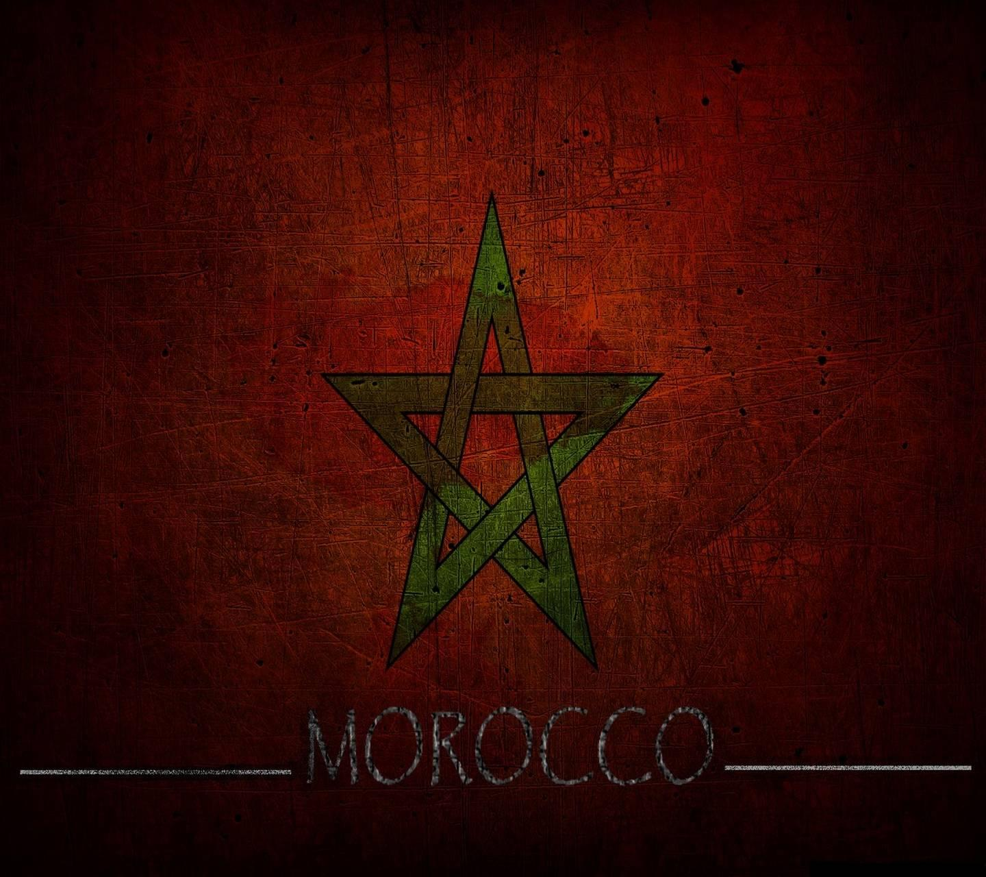 Moroccan Flag Wallpapers by thewolf20