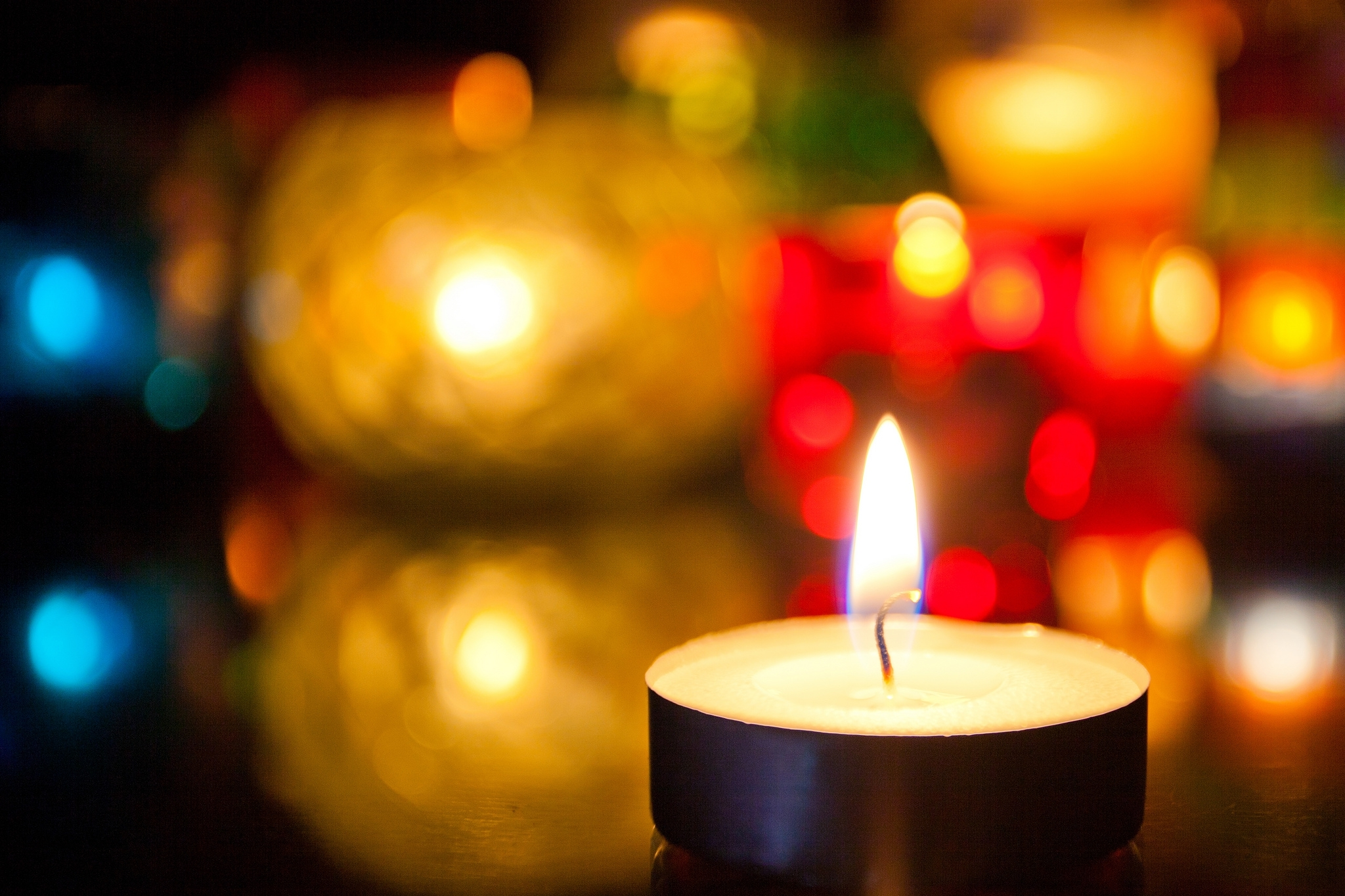 Candle Wallpapers Wallpaper Cave