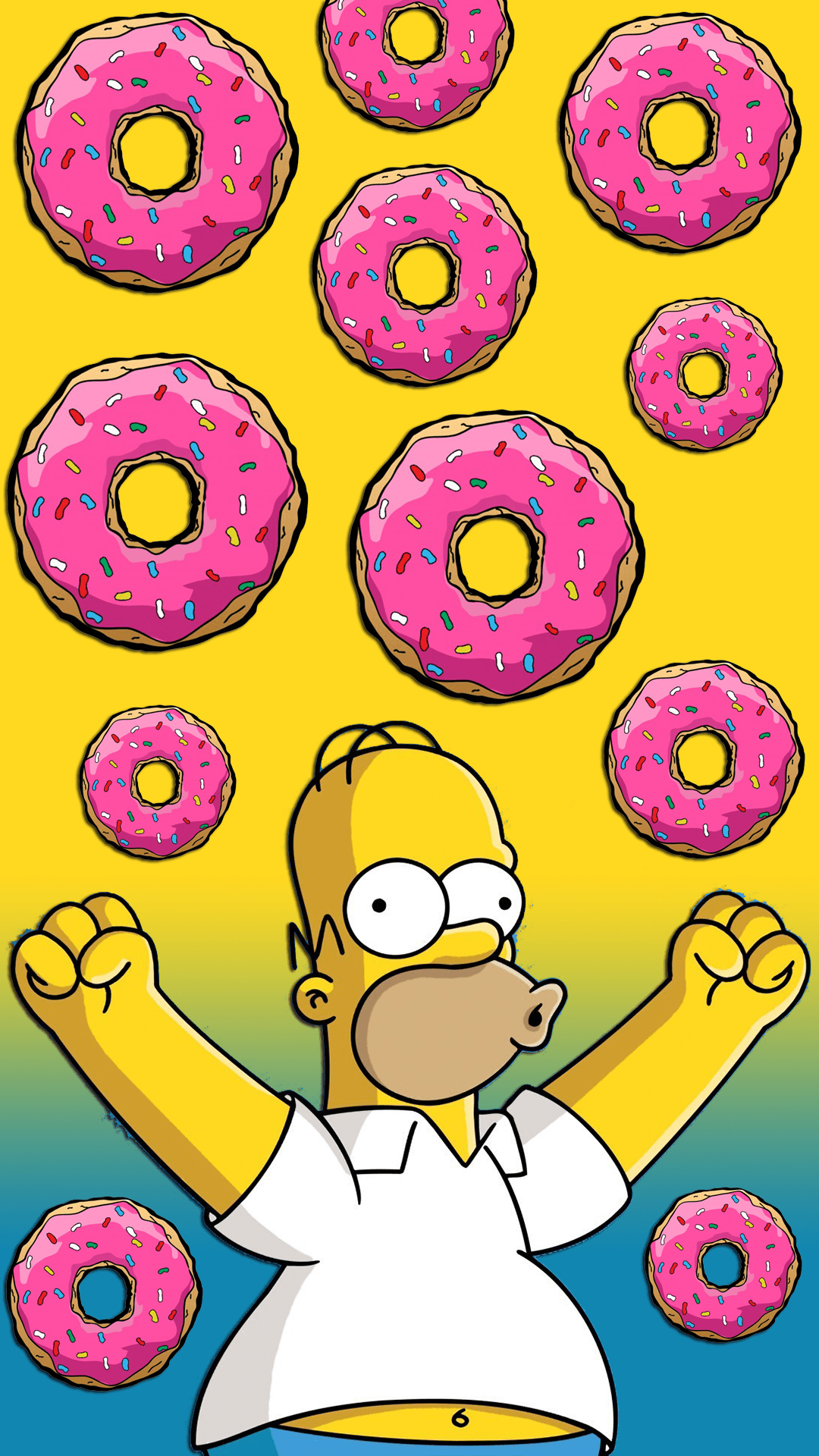 Donut Wallpapers - Wallpaper Cave