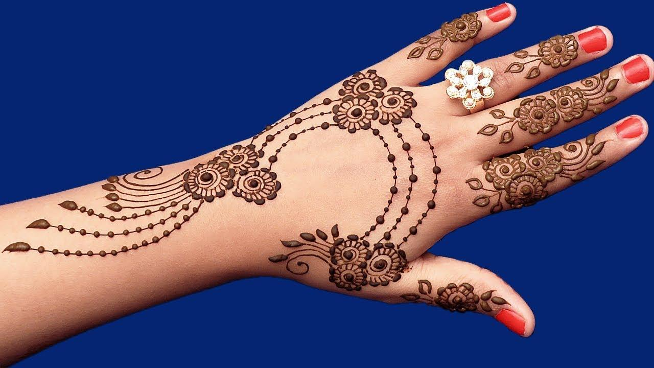 Mehndi Wallpapers Wallpaper Cave