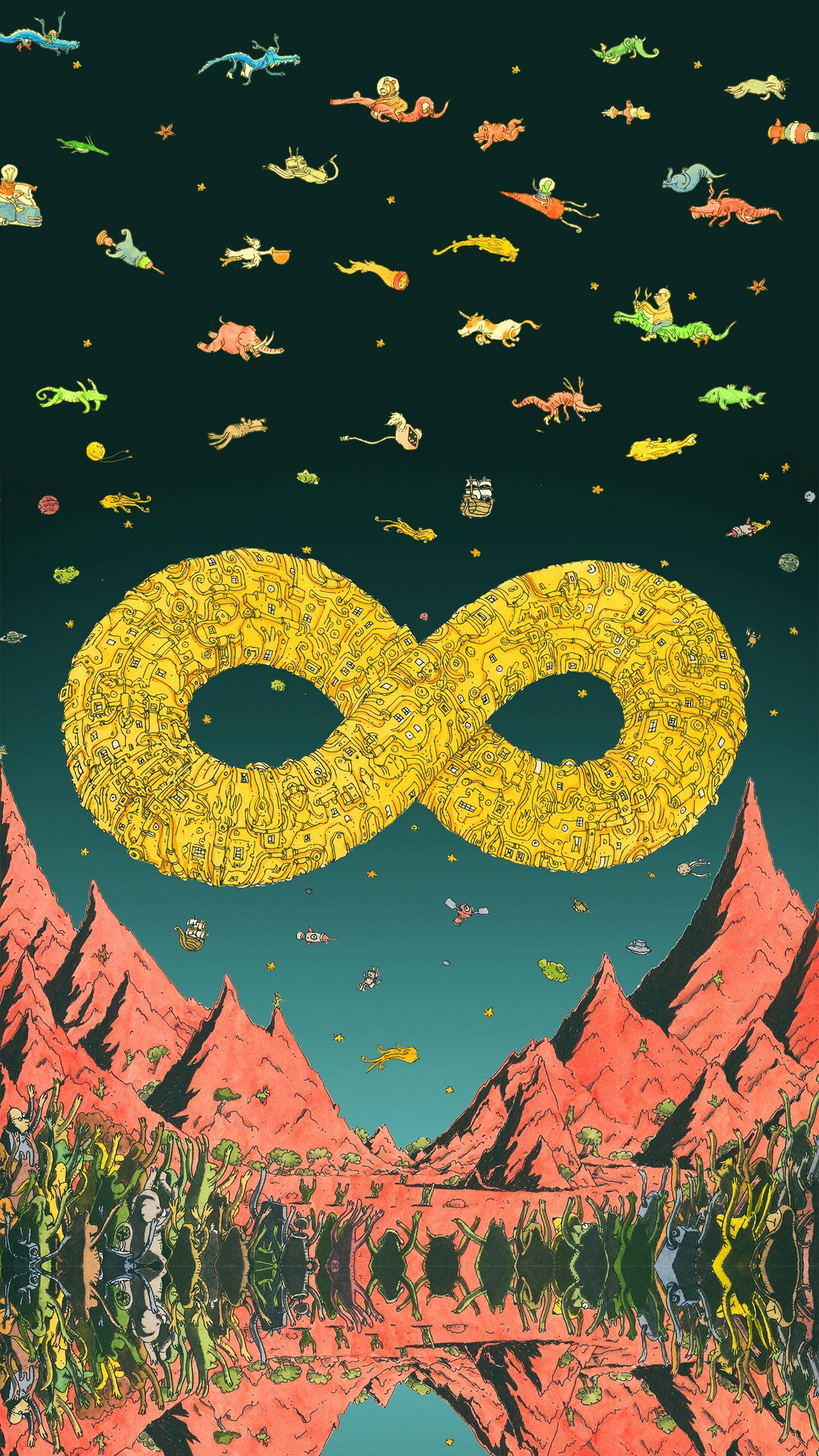 Dance Gavin Dance Wallpapers Wallpaper Cave