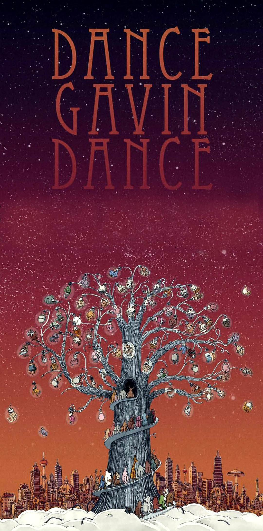 Dance Gavin Dance Wallpapers Wallpaper Cave
