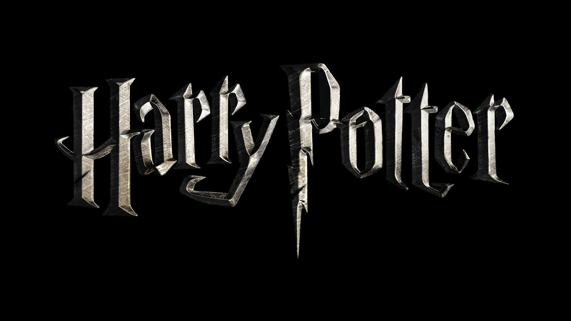 Harry Potter Logo Wallpapers Wallpaper Cave