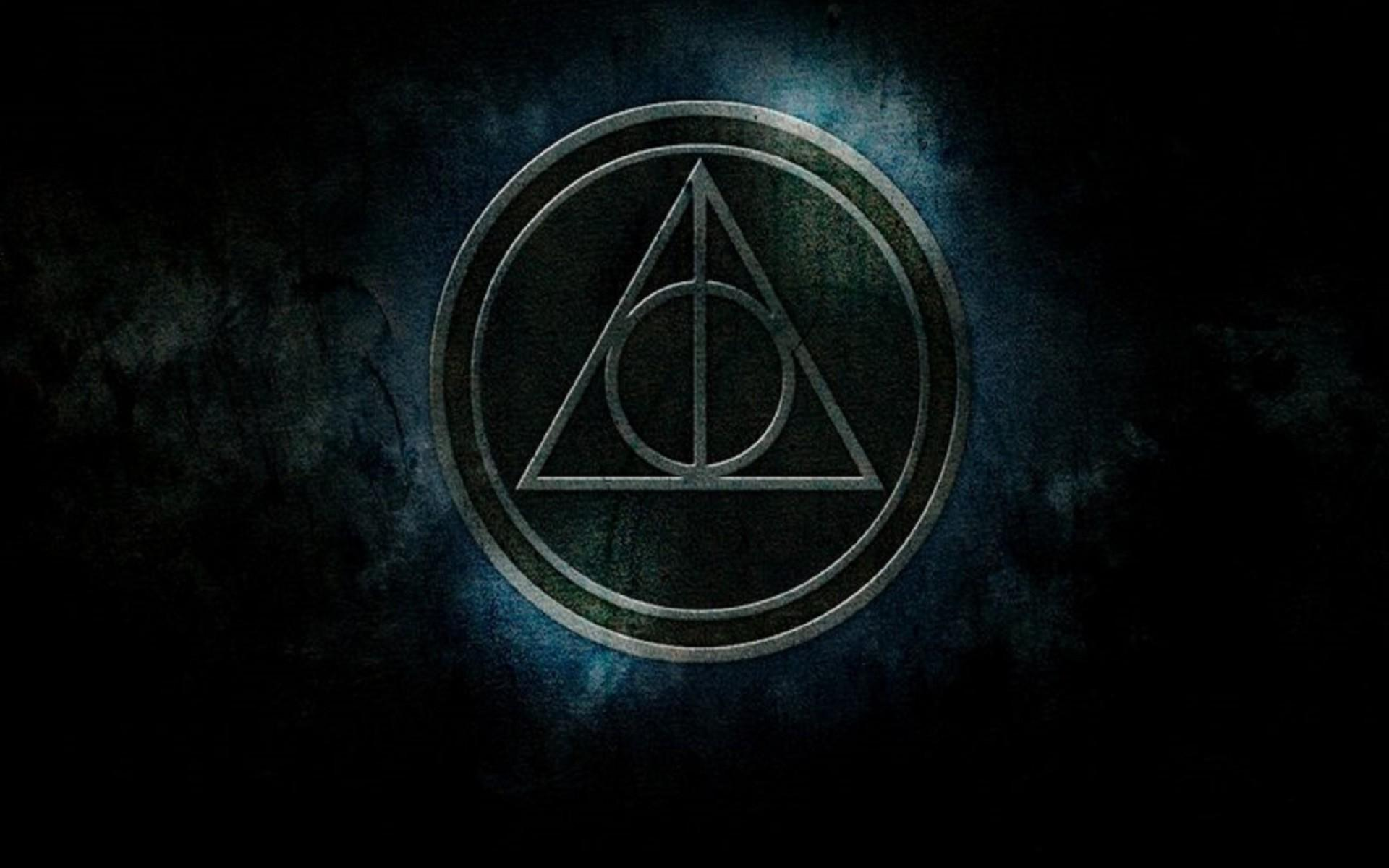 Harry Potter Logo Wallpapers Wallpaper Cave