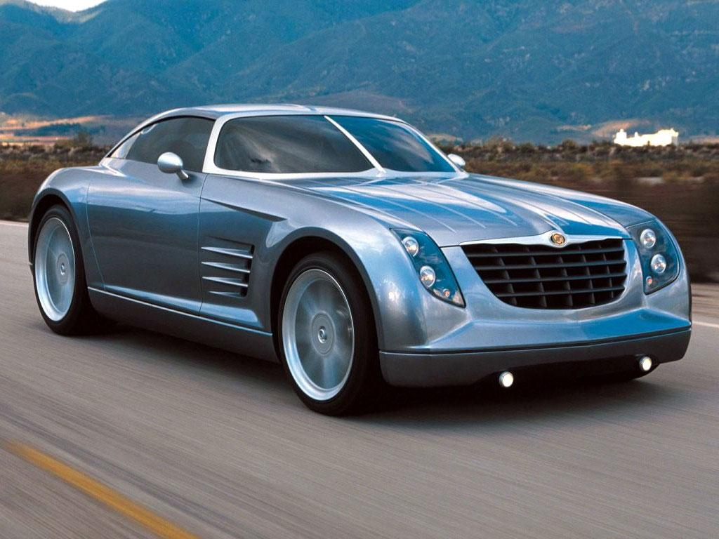 Auto Cars Wallpapers: chrysler crossfire pictures