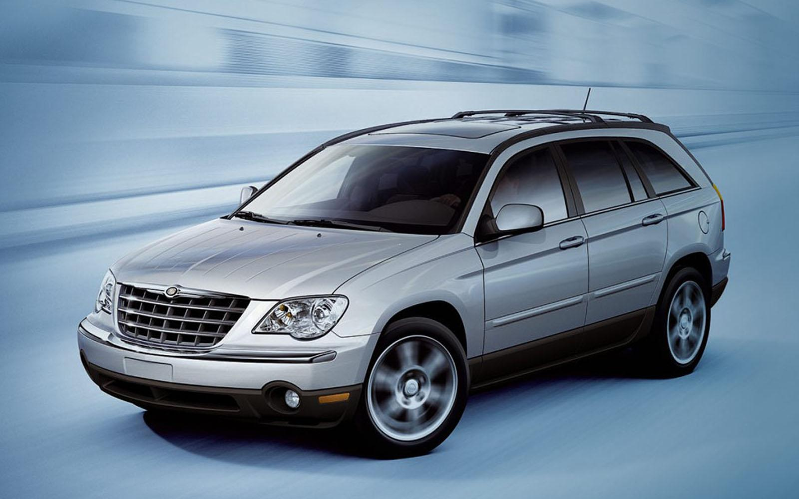 wallpaper: Chrysler Pacifica Cars Wallpapers